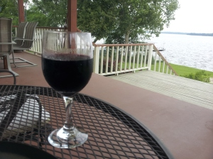 """A Red Glass of Wine"" by John J. Rigo, Texas' Poet"
