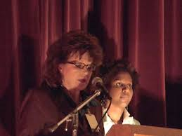 Ms. Delores Clemons, Retired Director of the Bonham VA, on the left. Picture courtesy of Google Image Search by John J. Rigo.