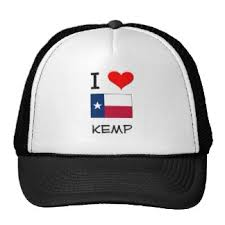 Kemp, Texas: With courage to fire its City Manager and not replace. Picture courtesy of Google Image Search.