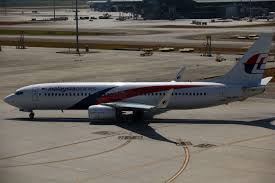 Missing Malaysian Aircraft. Picture courtesy of Google Image Search.