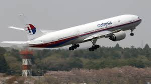 Another picture of missing Malaysian aircraft.  Picture courtesy of Google Image Search.