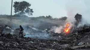 Crash site of Ukraine Shoot-Down.  Courtesy of Googe Image Search.  Commentary by John J. Rigo, Texas' Commentator