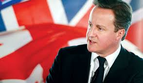 Prime Minister David Cameron, a true leader.  Image courtesy of Google Image Search.
