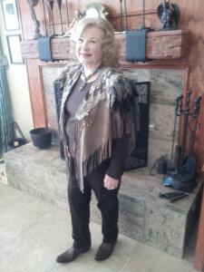 Linda Stewart-Rigo, CEO of Stewart-Rigo Winery: Consultations available on vineyard management and wine making in East Texas, Copyright 2015 John J. Rigo