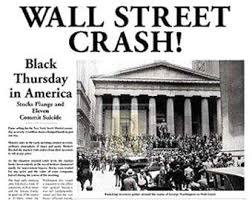 """The Coming Wall Street Crash of 2015"" copyright 2015 by John J. Rigo.  Picture Courtesy of Google Image Search."