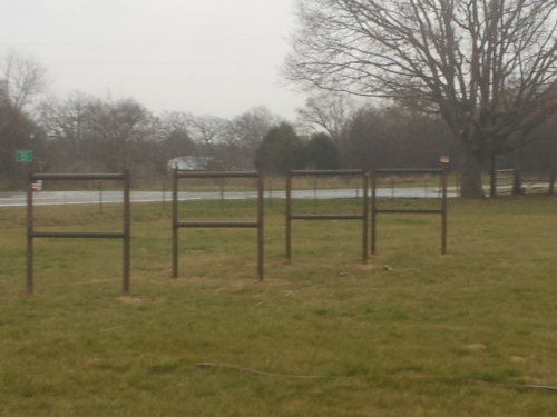 Trellises Installs on Stewart-Rigo Winery in Eustace, Texas, copyright 2015, John J. Rigo co-owner